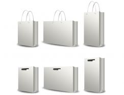 购物袋和手提袋PSD素材