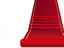 紅地毯矢量素材