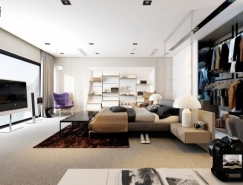 Bauhaus建筑事务所室内皇冠新2网作品欣赏