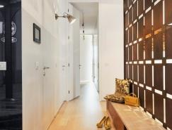 斯洛文尼亚现代简约风格公寓