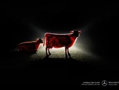 智能照明系統:奔馳(Mercedes-Benz)廣告欣賞