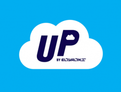 """以色列廉价航空公司""""UP""""推出新标志"""