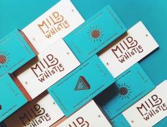 品牌设计欣赏:Mild Whistle