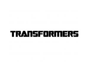 变形金刚Transformers标志矢量图