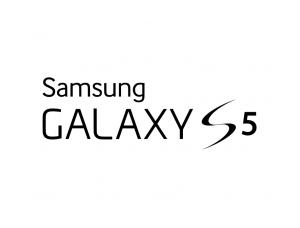三星Galaxy S5手机logo矢量图