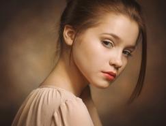 烏克蘭Paul Apal'kin肖像攝影欣賞