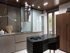 乌克兰kenzo风格现代公寓设计