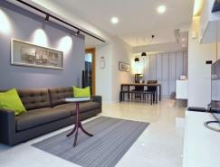 KNQ Associates: 新加坡极简风格公寓设计