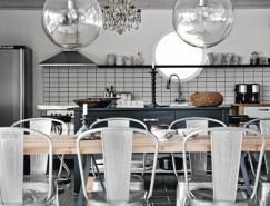 60个北欧风格厨房设计欣赏