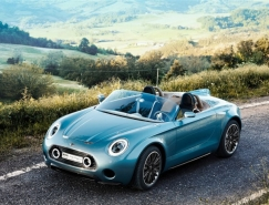 MINI Superleggera Vision概念车