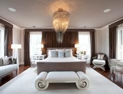 欧美风格卧室设计欣赏
