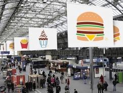 TBWA:麦当劳极简风格海报欣赏