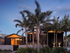 新西兰Boatsheds别墅设计