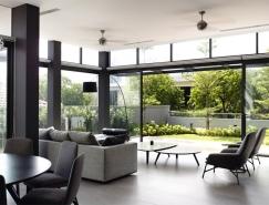 新加坡半独立别墅设计