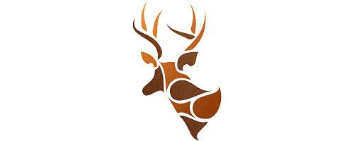 80款漂亮的动物logo设计欣赏(5)