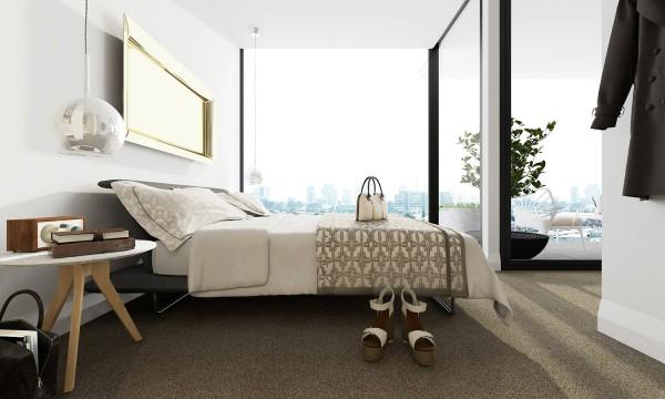 【室内】国外现代简约风格室内设计图片