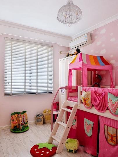 可爱的儿童房设计