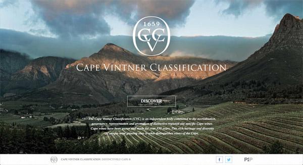 25个山峰背景的网页设计欣赏