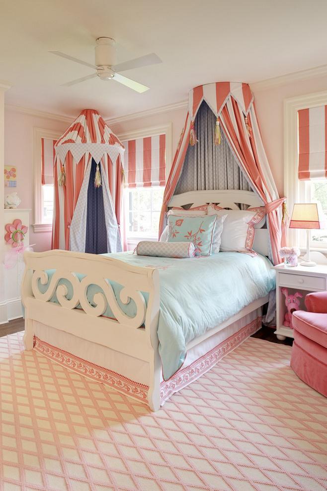 有趣可爱的儿童房设计