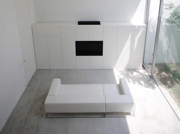 灵动的禅意空间 日本现代室内设计欣赏 设计之家