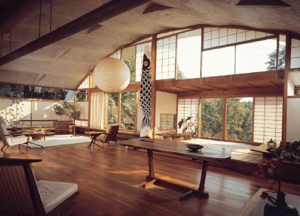 可逆的禅意系统:日本现代室内设计欣赏(2)pwm空间灵动调速设计图片