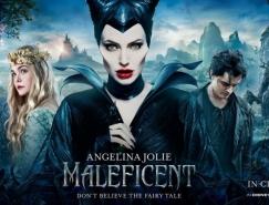 电影海报欣赏:沉睡魔咒(Maleficen