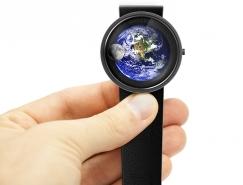 Alexander Sorokin:地球和月亮手表