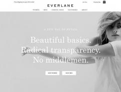 国外小型电子商务网站设计欣赏