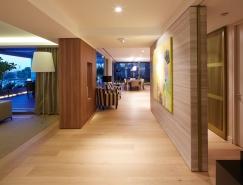 悉尼Parker现代海滨住宅设计欣赏