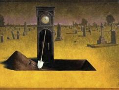 波兰讽刺插画家Pawel Kuczynski作品欣赏