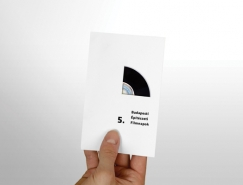 Budapest Architecture电影节折页设