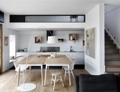 优雅舒适的墨尔本现代住宅设计