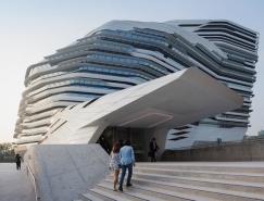 扎哈·哈迪德: 香港理工大学赛马会创新大厦