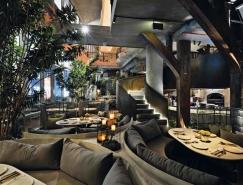 印尼Moovina餐廳設計