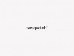 sasquatch品牌视觉设计欣赏