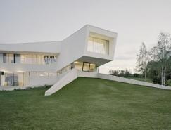 维也纳Freundorf别墅设计