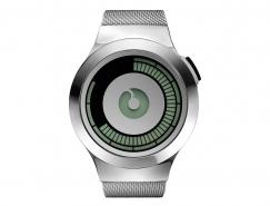 充满未来感的Ziiiro Saturn(土星)手表设计