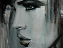 Hesther van Doornum肖像绘�画作品