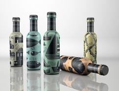 ouzo茴香酒包裝設計