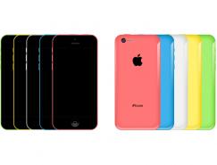 iPhone 5C手機矢量素材
