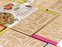 Pereg Gourmet天然食品包裝設計