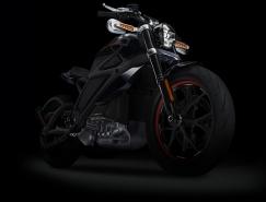哈雷(Harley-Davidson)LiveWire电动摩托车