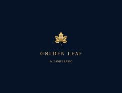 Golden Leaf視覺形象設計欣賞