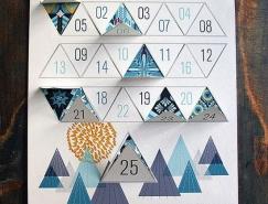 48个创意日历设计欣赏