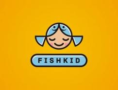 標誌設計元素運用實例:兒童