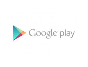 Google Play标志矢量图