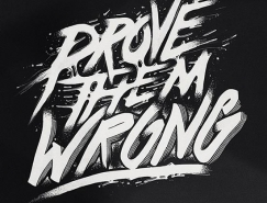 Raul Alejandro创意手绘字体设计欣赏