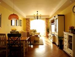 110平米地中海风格两居室澳门金沙网址