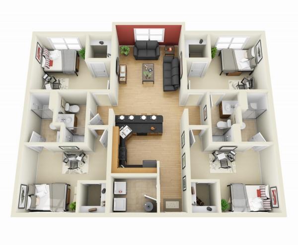 Bedroom Set Ontario