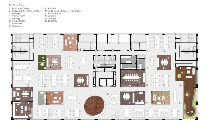 wieden kennedy纽约办公室设计欣赏(3)图片